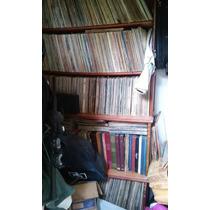 Coleção De Discos De Vinil Com Vários Estilos E Conservados!