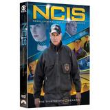 Dvd Ncis 13ª Décima Terceira Temporada Leg Português 6 Disc