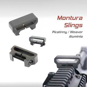 Montura Porta Fusil Sling Tactica Rifle Militar Riel Airsoft