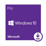 Licencia Windows 10 Profesional 32g 64 Bits 1 Usuario Esd