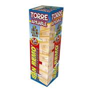 Torre Apilable De Madera San Remo Envio Full 40852 (2176)