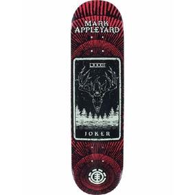 Tabla De Skate Element Appleyard Tarot Card 8 Skateboard