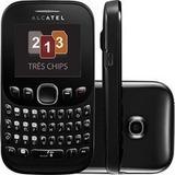 Celular Alcatel Onetouch 3000 Novo Nacional!nf+fone+garantia