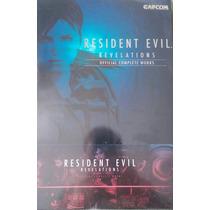 Resident Evil Revelations Official Complete Works