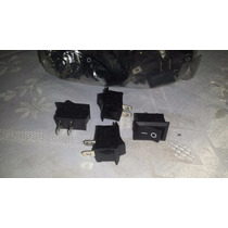Mini Interruptor Switch On Off 15a 12v / 10a 125v / 6a 250v