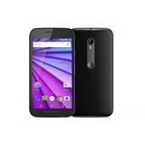 Celular Motorola G3, Doble Simcard Libre 8 Gb Black Month!!!