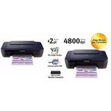 Impresora Canon ( E402 ) Imprime - Escanea - Fotocopia