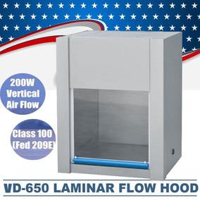 Ventilación Vertical Durable Flujo Laminar Capucha Aire-8701