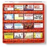 Oportunidade De Négócios Com Expositores De Cartões