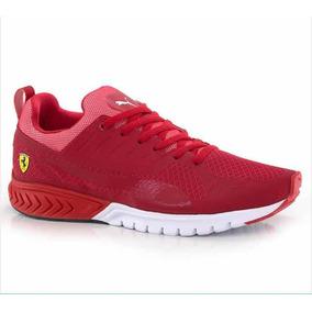 Tenis Puma Furio V Mid Sf Scuderia Ferrari Masculino - Calçados ... f32498a08e015