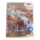 Uncharted 2 Para Playstation 3 (nuevo Y Sellado)