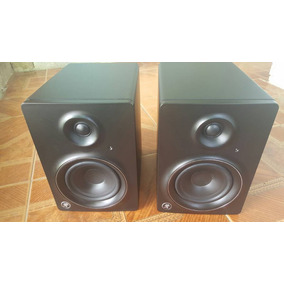 Cornetas Amplificada Mackei Studio Mr5 Mk2 Qsc Dbx Rcf Crown