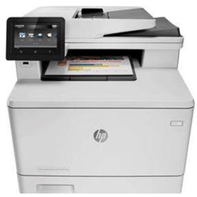 Inpressora Multifuncional Hp M277dw Colorida