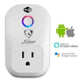 Socket Inalambrico Inteligente Wifi Smart Plug Celular X App