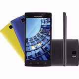 Smartphone Ms60 4g 2gb Ram 32gb Android Tela 5,5 Dual Preto
