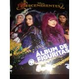 Álbum Descendientes 2 Completo Las Figuritas A Pegar -envíos
