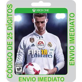 Fifa 18 Xbox One - Digital - Codigo 25 Digitos - Imediato