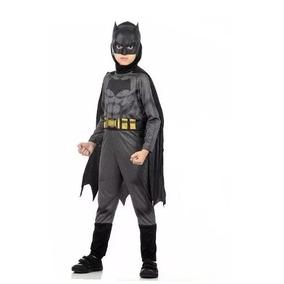Disfraz Batman Nuevo Pelicula Lic Original Casa Valente
