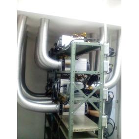 Extraccion Refrigeracion Montaje Rig Minero Sin Sonido
