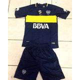 Conjunto Jersey Boca Juniors Envio Gratis