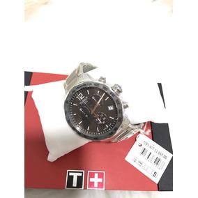 Relógio Tissot Quikster Original Garantia Internacional Joia