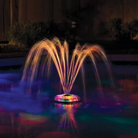 Alberca Fuente De Colores Para Agua