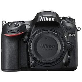 Body Nikon D7200 Nueva En Caja Cero Disparos
