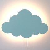 Lamparas Infantiles Minimalistas Modernas Estrella,nube,luna