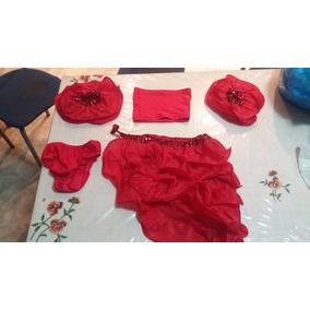 Disfraz Candombe, Salsa,rumba, Carnaval, Murga, Merengue