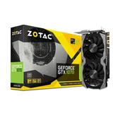 Tarjeta Gráfica Zotac Geforce Gtx 1070 Mini 8gb Gddr5 Vr R.
