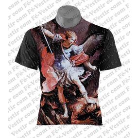 Camiseta Católica - São Miguel Arcanjo - 11