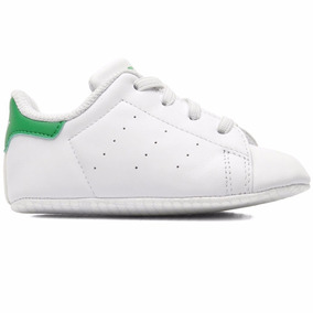 Tenis Originals De Piel Stan Smith Bebe adidas B24101