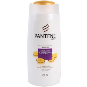 Shampoo Pantene Pro-v Reparacion Rejuvenecedora 750ml
