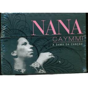 Cd Nana Caymmi - Box Set 18cds+ 01cd Duplo Raridad