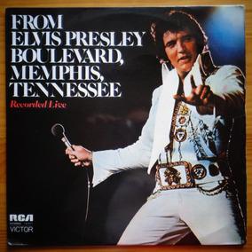 Elvis Presley Lp Nac Usado From Elvis Presley Boulevard Memp
