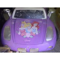 Carro Electrico Disney Princess Dos Velocidades Dos Puestos