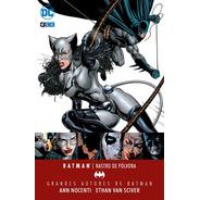 Batman Catwoman Rastro Pólvora - Dc Ecc Comics - Robot Negro