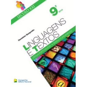 Linguagens E Textos - 9º Ano - Ensino Fundamental Ii - 9º An