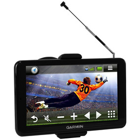 Gps Garmin Nuvi 2580 Tv Pantalla 5 Bluetooth