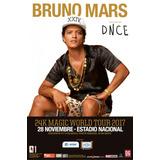 Entadas Bruno Mars Sector Andes