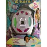 E-kara Real Karaoke Music System Pro Auriculares