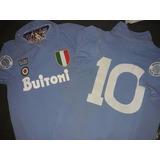 Camiseta Napoli niños