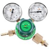 Regulador De Pressão Oxigênio 101735 German Tools