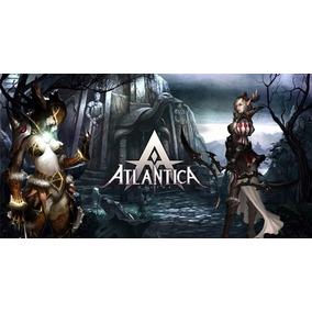 Atlantica Online - Gold - Ouro - Serv Alexandria - 1 Bilhão