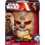 Mascara De Chewbacca Con Sonidos Star Wars Hasbro
