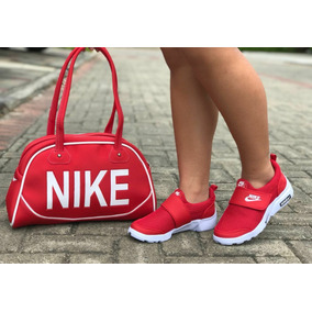Nike Paseo Nuevo Modelo + Bolso + Envío Gratis