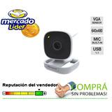 Cámara Web Microsoft Lifecam Vx-800 640x480 Usb