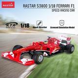 Rastar 53800 1/18 Ferrari F1 Radio Control Remoto Coche