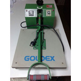 Plancha Transfer Sublimado 38x38 (goldex)