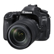 Camara Canon Eos 80d Kit 18-135mm